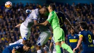 La lesión de Andrada deja a Boca sin una pieza clave