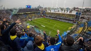 En la previa, la reserva de Boca se impuso 1-0 a River en un intenso partido