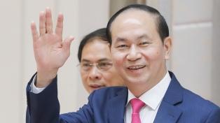 A los 61 años, falleció el presidente vietnamita