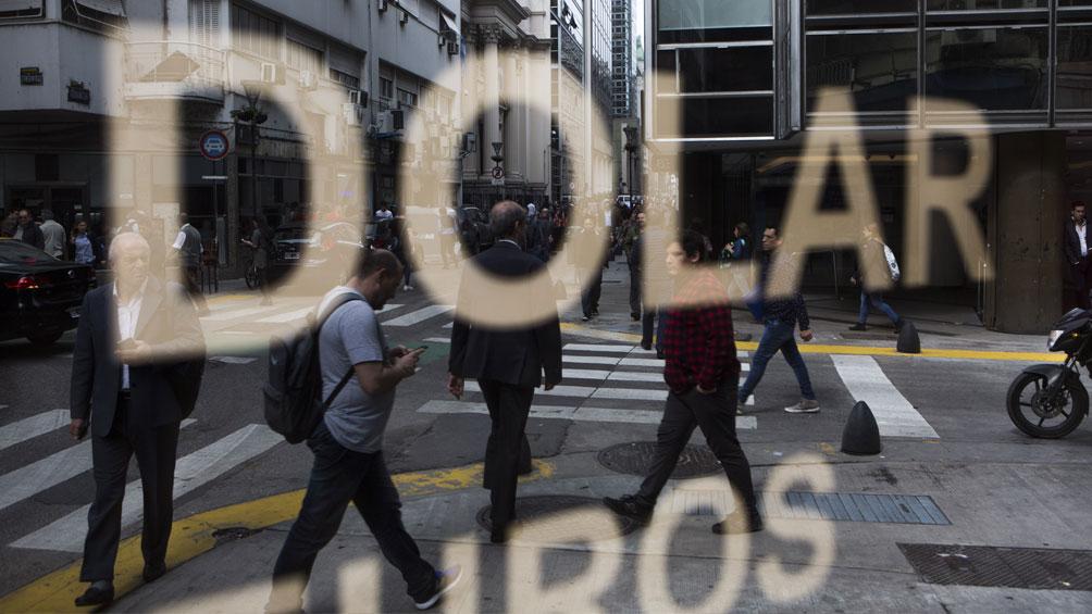 El dólar cotiza a $ 62,25 en el Banco Nación