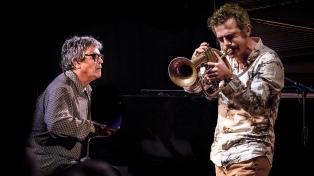 Paolo Fresu y Chano Domínguez se presentan a dúo en el Teatro Coliseo