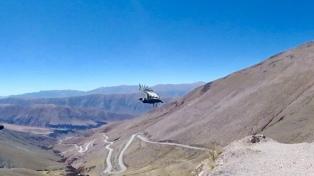 Nuevo rescate y liberación de un cóndor andino