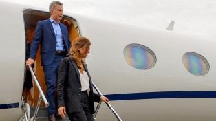 Macri llegó a Nueva York, mañana cena con Trump y el martes habla en la ONU