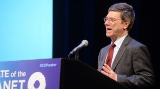 Jeffrey Sachs rechaza la dolarización de la economía