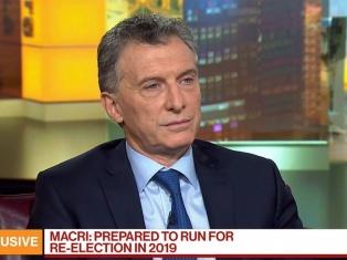 """Macri, al hablar en el Financial Times: """"Los argentinos no quieren volver al pasado"""""""
