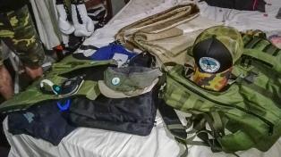 Ya son 16 los detenidos acusados de integrar un grupo paramilitar