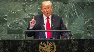 Trump aseguró que está dispuesto a reunirse con Maduro en la ONU