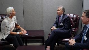 Dujovne aseguró que esta tarde podría conocerse el acuerdo con el FMI