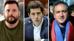 La Cámpora desfila desde hoy ante Bonadio: Ottavis, De Pedro y Larroque indagados