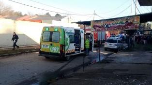 Docentes y gremios se reúnen en Moreno a dos meses de la explosión en la escuela 49