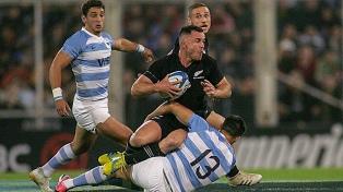 Los All Blacks vencieron a Los Pumas y se consagraron campeones del Rugby Championship