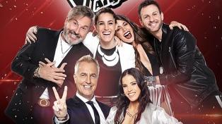 """Telefe lanza """"La voz argentina"""", con un ojo puesto en Tinelli y el otro en las redes sociales"""