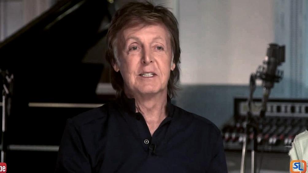Paul McCartney trabaja en su primer musical para teatro
