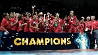 Estados Unidos ganó la Copa del Mundo en básquet femenino