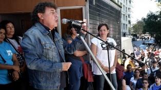 """Micheli dijo que lo desplazaron de la CTA Autónoma """"por razones políticas"""""""