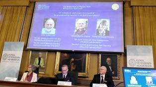 Otorgaron el Nobel de Física a tres innovadores en el campo del láser