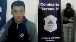 Ya son tres los detenidos por el incendio intencional de la escuela de Moreno