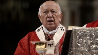 El arzobispo de Santiago se negó a declarar en la causa por abuso a menores