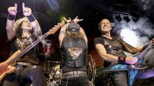 La Argentina recibe al heavy metal alemán de Accept