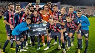 San Lorenzo venció a Estudiantes de La Plata en Mendoza y avanza a cuartos de final