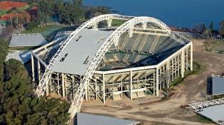 Presentarán el estadio Mary Terán de Weiss, a tres días del inicio