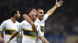 Boca empató con Cruzeiro y se metió en las semifinales de la Copa Libertadores