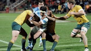 Los Pumas se enfrentan a Australia en el final del torneo del Hemisferio Sur