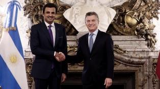 """Qatar considera a la Argentina como """"un mercado prometedor"""""""