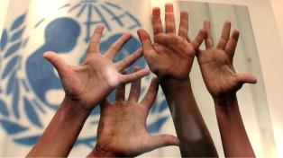 Unicef pidió fondos para asistir a niños en Venezuela y otros países en crisis