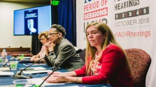 La CIDH recibió a familiares y abogados de represores de la dictadura
