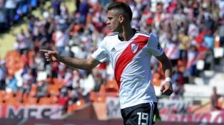 """Santos Borré: """"No estuvimos atentos en ambos goles"""""""