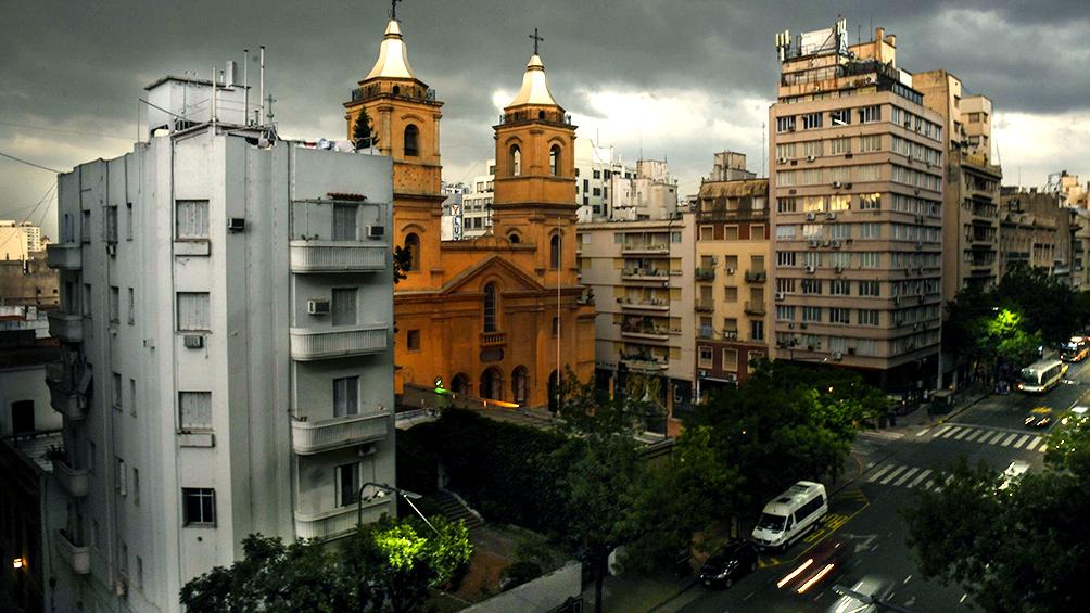 Tormenta en Buenos Aires: se esperan hasta 100 milímetros de lluvia acumulada