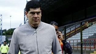 Carlos Lampe dijo que llega a Boca a pelear el puesto