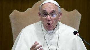 """El Papa, sobre el aborto: """"Es como alquilar un sicario para resolver un problema"""""""