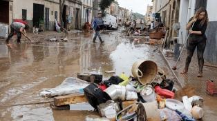 Encontraron nuevos muertos por las inundaciones en Mallorca