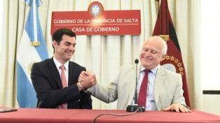 """Urtubey y Lifschitz coincidieron: """"La Argentina necesita un acuerdo de unidad nacional"""""""