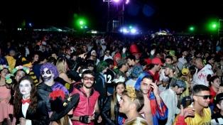 Comienza en Paraná la mayor fiesta de disfraces
