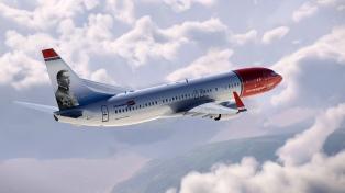 Norwegian comenzará a operar el martes la ruta Córdoba-Buenos Aires