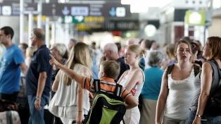 El turismo internacional creció este año 5,5 %, con 1,7 millones de arribos