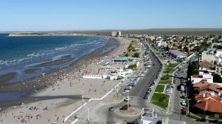 Los ocho balnearios de Puerto Madryn se preparan para el verano