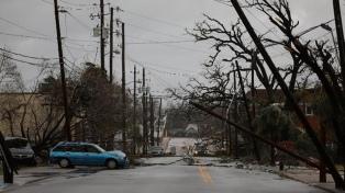 El huracán Michael dejó seis muertos antes de bajar a tormenta tropical