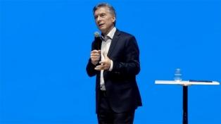 """""""Estamos pasando meses difíciles que nos están poniendo a prueba"""", dijo Macri"""
