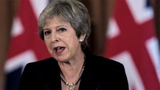 El gobierno británico descarta habilitar el debate sobre la moción laborista contra May