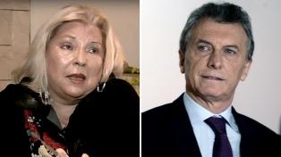 Carrió le dijo a Macri que insistirá con el juicio político a Garavano pero pospuso la presentación
