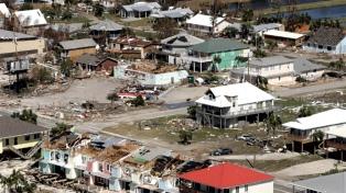 Se elevan a 14 los muertos por la tormenta tropical Michael