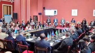 """Ministros de Ambiente se comprometieron a """"acelerar la acción"""" para evitar """"catástrofe climática"""""""