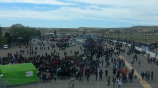 Miles de mujeres presentes en la apertura del 33º Encuentro Nacional