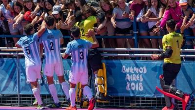 Los Leoncitos ganaron la medalla de bronce
