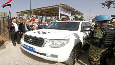Israel y Siria reabren el paso de Quneitra luego de cuatro años de clausura