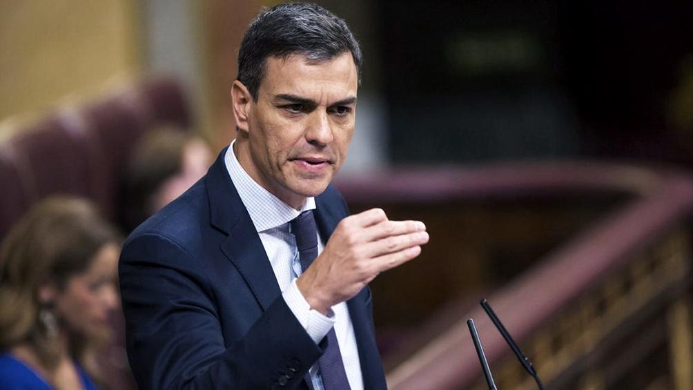 ESPAÑA: Sánchez fracasa en su primer intento por seguir al frente del Ejecutivo